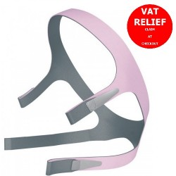Replacement Headgear for Resmed Quattro FX For Her Full Face Mask