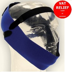 PureSom Secure Adjustable Chin Strap Blue Colour