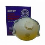 DRP2V FFP2 Valved Moulded Cup Respirator Mask