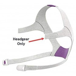 Replacement Headgear for Resmed AirFit F20 for Her Mask by Resmed