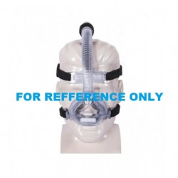 Aclaim 2 Nasal Mask with Headgear by Fisher & Paykel - One Size Fits All