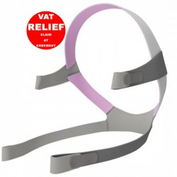 Replacement Headgear for Resmed AirFit F10 for Her Mask