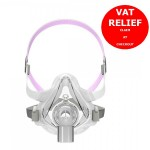 AirFit F10 Full Face Mask for Her with Headgear by Resmed