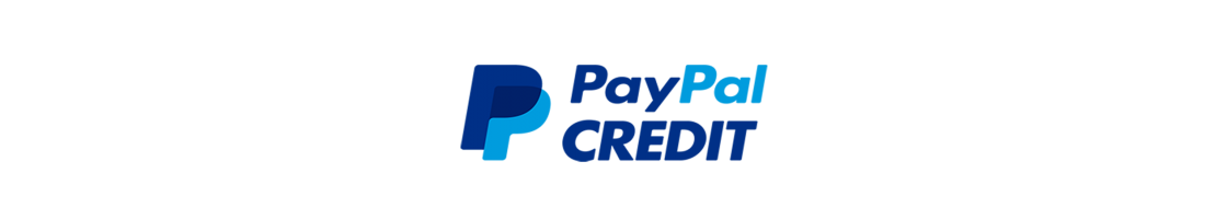 Sign up for your Paypal Credit now!