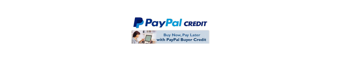 Sign Up for Paypal Credit Now!