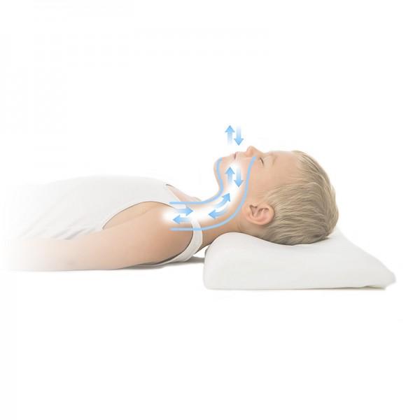 best in rest adjustable memory foam pillow for children. Black Bedroom Furniture Sets. Home Design Ideas