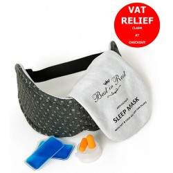 Best in Rest LUXURY Memory Foam Anti-Fatigue Eye Mask