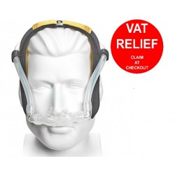 Bravo II Nasal Pillow Mask - Fit Pack with Headgear by InnoMed Tech