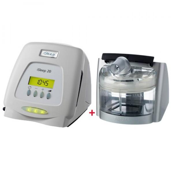 Breas Isleep 20 Cpap Machine With Heated Humidifier