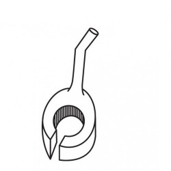 CPAP Hose Lift Hook