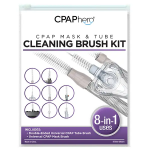 CPAP Mask & Tube Cleaning Brush Kit by CPAP Hero