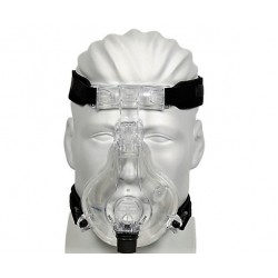 ComfortFull 2 Full Face Mask & Headgear by Philips Respironics