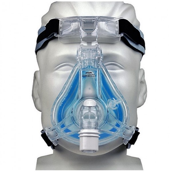 Philips Respironics Comfortgel Blue Full Face Mask With