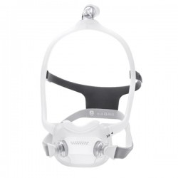 DreamWear Full Face CPAP Mask with Headgear by Philips Respironics