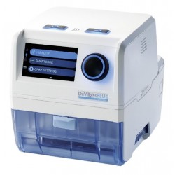Blue Standard Plus (FIXED) CPAP Machine with Humidifier