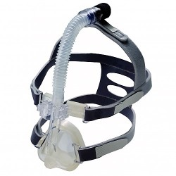 Serenity Silicone Nasal Mask with Headgear
