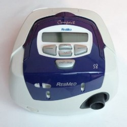 S8 Compact CPAP Travel Machine by Resmed