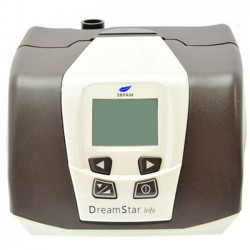 DreamStar Info Evolve CPAP Machine with Humidifier