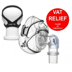 Elara Full Face CPAP Mask with Headgear by 3B™ Medical
