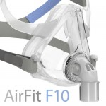 AirFit F10 Full Face Mask System by Resmed