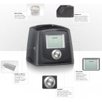 ICON+ Novo (Fully Integrated) CPAP Machine with Humidifier
