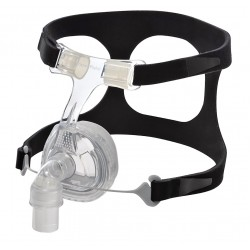 Zest Nasal Mask and Headgear by Fisher & Paykel