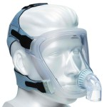 FitLife Total Face Mask with Headgear by Philips Respironics