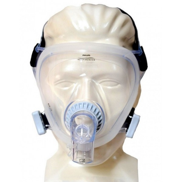 Philips Respironics Fitlife Total Face Mask With Headgear