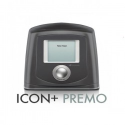 ICON+ Premo (Fully Integrated) Premium CPAP Machine with Humidifier