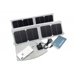 SOLAR PANEL 50w Portable Power Supply for Pilot 12/24 Lite by Medistrom