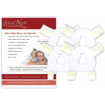 Silent Night Nasal Mask Liner ONE-SIZE-FITS-ALL for most CPAP Nasal Mask