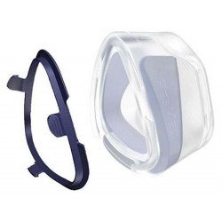 Mirage SoftGel CPAP Mask Replacement Cushion and Clip