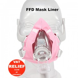 Mask Liner for Resmed AirTouch F20, AirFit F20 and AirFit F10 CPAP Mask by Pad A Cheek