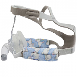 Pediatric Strap Pad Original in Cotton Flannel by PAD A CHEEK
