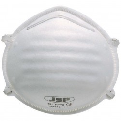 JSP FFP2 Quality Protector Moulded Cup Face Mask
