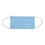 Non-Woven 3-Ply Blue Disposable Surgical Mask