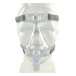 Amara Full Face Mask & Headgear with RS version by Philips Respironics
