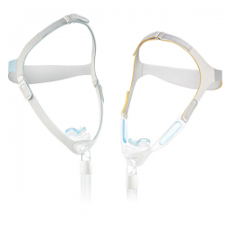 Nuance & Nuance Pro Nasal Pillows CPAP Mask - Fit Pack & Headgear