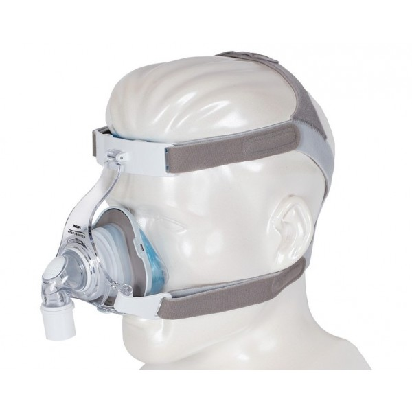 Philips Respironics Trueblue Gel Nasal Mask And Headgear