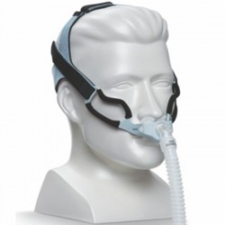 GoLife For Men Nasal Pillow Mask with Headgear by Respironics