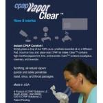 CPAP Vapor Clear Super Sinus Blaster Aromatherapy Basic Starter Kit by PurSleep