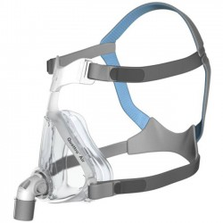 Quattro Air Full Face Mask with Headgear by Resmed