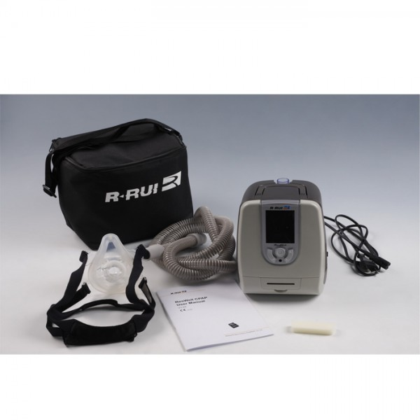 cpap machine with humidifier