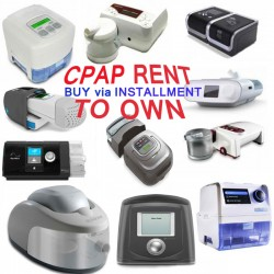 Rent to Own CPAP Machine via Installments