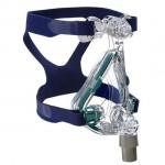 Mirage Quattro Full Face Mask & Headgear