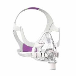 Airfit F20 For Her Full Face Mask & Headgear by Resmed