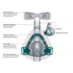 Mirage Activa Nasal Mask & Headgear - Limited Size on SALE!!