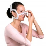 Airfit N20 For Her Nasal Mask with Headgear by Resmed