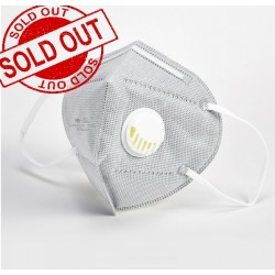 Reusable KN95 Grade Face Mask Respirator Dust Mask