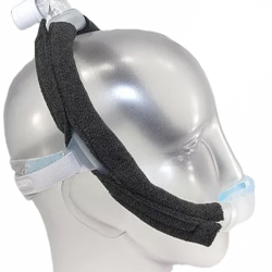 Strap Pad for Respironics Dreamwear, Resmed P30i and N30i Mask by PAD A CHEEK